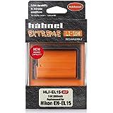 Hähnel HL HLX de el15hp 10001508Extreme Batterie Li-Ion pour NIKON D500/D610/D750/D810/D7200Orange (7V, 2000mAh
