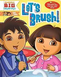 Let's Brush! (Dora & Diego)