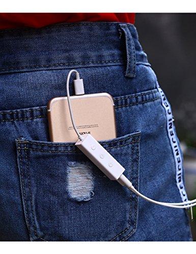 51BMtJVwMHL - [Amazon.de] IQIYI Lightning Adapter auf Klinke und Lightning mit Kopfhörersteuerung für 18,84€ statt 28,99€