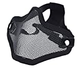 DCCN Airsoft Maske Taktische Gesichtsmaske Tactical Metal Mesh - Best Reviews Guide