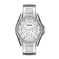 Fossil Casual Watch Analog Display Analog Quartz for Women ES3202