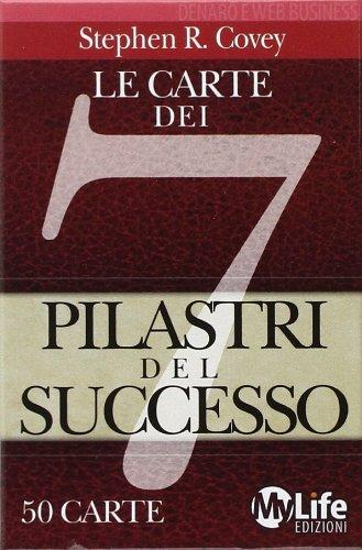 Le carte dei 7 pilastri del successo. 50 carte