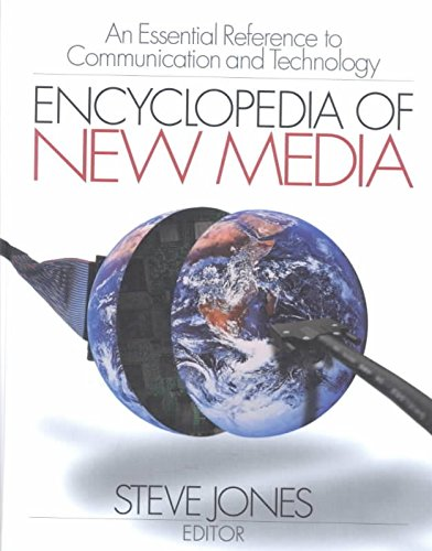 [Encyclopedia of New Media: An Essential Reference to Communication and Technology] (By: Steve Jones) [published: February, 2003]