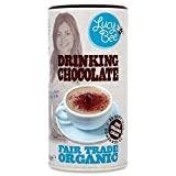 Lucy Bee Fair Trade Organic Drinking Chocolate, 250 g (Pack of 3)