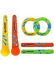 Schildkroet Funsports 970098 - Volante, multicolor, tamaño M