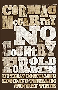 No Country for Old Men by [McCarthy, Cormac]
