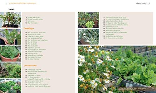 Llᐅ Handbuch Bio-balkongarten. Gemüse, Obst Und Kräuter Auf ... Gemuse Auf Dem Balkon Hochbeet Garten