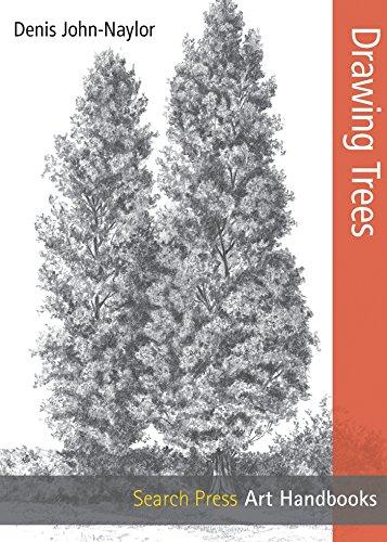 Art Handbooks: Drawing Trees Cover Image