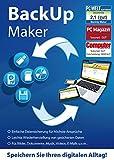 Backup Maker Pro - Datensicherung für höchste Ansprüche Windows 10, 8.1, 8, 7 Vista und XP