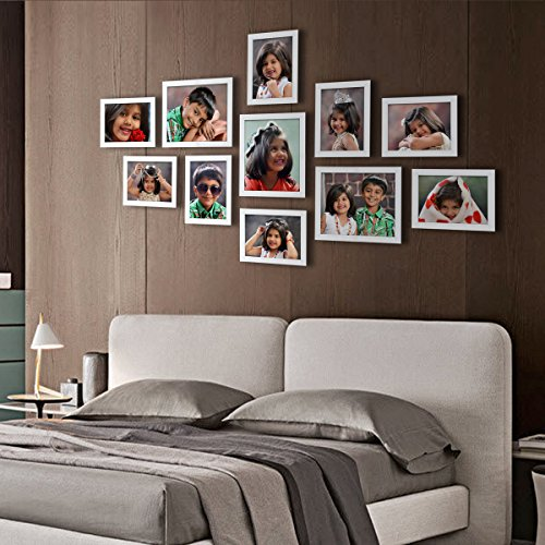 Ajanta Royal Classic Set Of 11 Individual Photo Frames (8-6X8 & 3-8X10)...