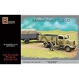 Pegasus pg7610–1/72Armée Allemand Camion, 2ensembles de Construction