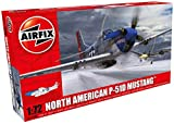 Airfix- Kit de modelismo, avión North American P-51D Mustang (Hornby A01004A)