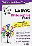 Telecharger Livres Je me teste sur Le BAC Philosophie Tle L ES S logiciel d autoevaluation inclus (PDF,EPUB,MOBI) gratuits en Francaise
