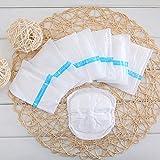 Coppette per Allattamento - 52 pezzi,super assorbenti per allattamento al seno, per prevenire perdite d' acqua, ipoallergenico Breastfeeding Pads, assorbenti