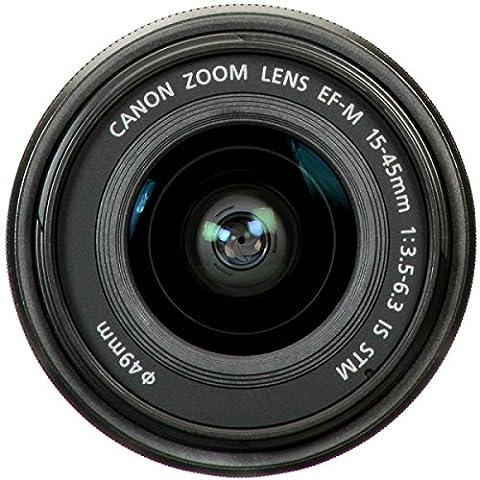 EF-M 15-45mm f/3.5-6.3 IS STM
