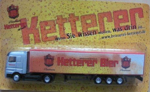 Preisvergleich Produktbild Ketterer Pforzheim Nr.01 - Wenn Sie wissen wollen, was drin ist ... - MB Actros - Sattelzug