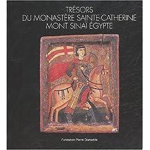 Trésors du monastère de Sainte-Catherine Mont Sinaï Egypte