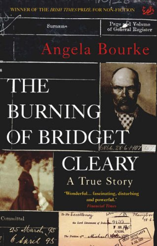 The Burning Of Bridget Cleary Cover Image