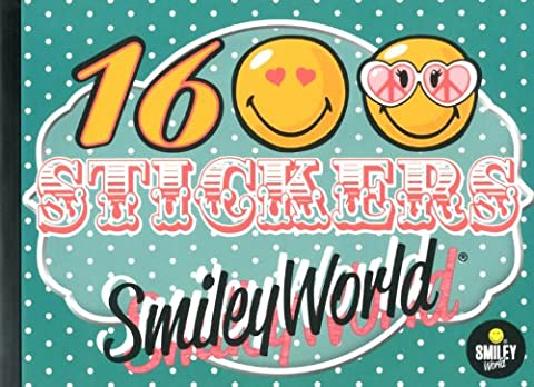 SMILEY - 1 600 stickers