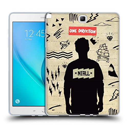 Head Case Designs Chic Et Insolent Jersey Sportif Étui Coque D'Arrière Rigide Pour Apple iPhone 7 Plus / 8 Plus Niall Horan