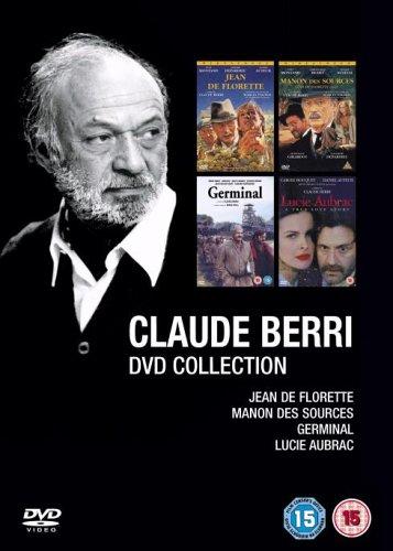 Bild von Claude Berri 4 Dvd Box Set/jean De Florette/manon [UK Import]