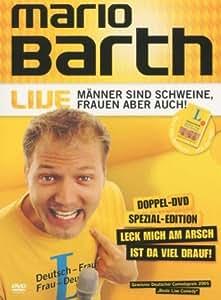 Mario Barth - Männer sind Schweine, Frauen aber auch! [2 DVDs]