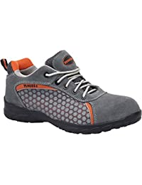 Paredes SP5013Gr48Rubidio–Zapatos de seguridad S1P talla 48gris