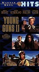 Young Guns II [VHS]