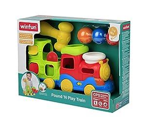 WinFun - Tren de Actividades Bola Divertida (CPA Toy Group 0780 )