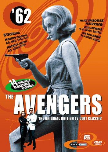 Preisvergleich Produktbild Avengers: Complete 1962 Set [Import USA Zone 1]