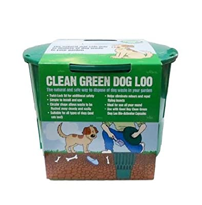 Armitage Green Dog Loo & Chemical (TP)(LOO/12014)
