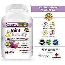 Exclusivo Colágeno Marino Hidrolizado + Ácido Hialurónico + Magnesio + Coenzima Q10 + Resveratrol + Vitamina
