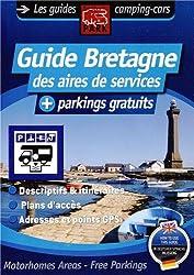 Guide des aires Bretagne