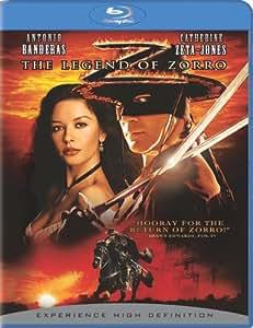 Legend of Zorro (Ws Dub Sub Ac3 Dol) [Blu-ray] [2005] [US Import]