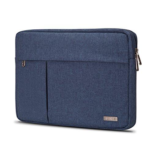 CAISON Notebook Laptop Sleeve Case Hülle Tasche mit Handgriff für 13.5