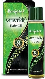 Banjara's Hair Oil, Samvridhi, 125ml