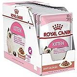 ROYAL CANIN C-58391 Feline Kitten Instinctive 12 x 85 g