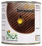 Livos ALIS Terrassenöl 579, Lärche 0,375 Liter