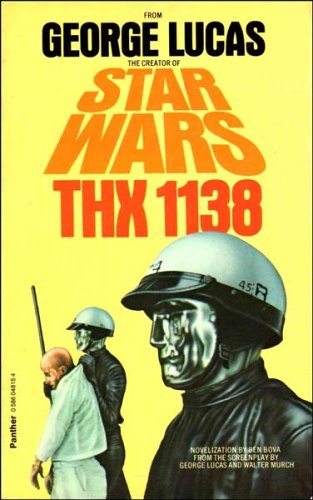 Cover of THX 1138