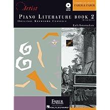 Piano Literature Book 2: Original Keyboard Classics