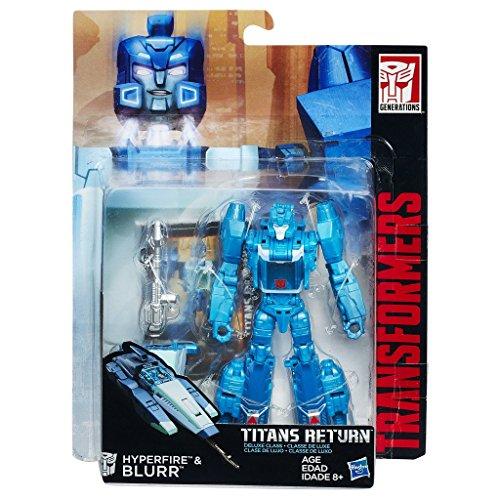 Transformers - Generation Deluxe, Titans Return, Personaggi Assortiti