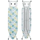 WOLTU BGT02 Bügeltisch Bügelbrett für Dampfbügeleisen höhenverstellbar