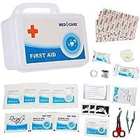 Erste-Hilfe-Box-Kits, 49 Stück medizinische Rettungs-Tasche für Notfall-und Überlebensausrüstung für Auto, Haus... preisvergleich bei billige-tabletten.eu