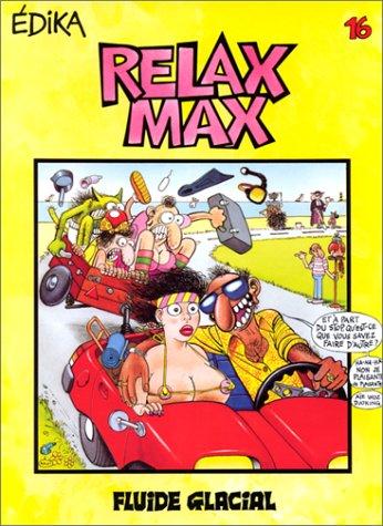 Relax Max, numéro 16 par Edika