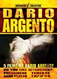 Argento Box Set [Import USA Zone 1]
