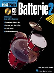 Fasttrack Drum Method - Book 2 - French Edition