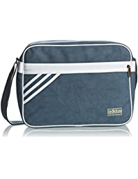 Adidas Suede Airliner Homme Shoulder Bag Gris