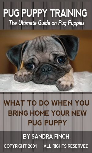 Used, Pug Puppy Training: The Ultimate Guide on Pug Puppies, for sale  Delivered anywhere in UK
