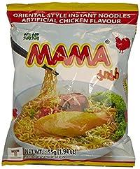 Mama Chicken Instant Noodles, 3x55g