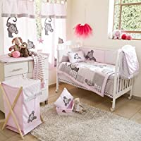 Baby Bedding Design singe Rose Parure de